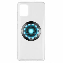 Чехол для Samsung A51 Iron Man Device