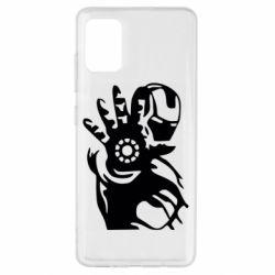 Чохол для Samsung A51 Iron man ready for battle