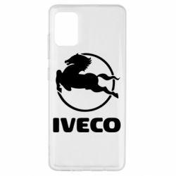 Чехол для Samsung A51 IVECO