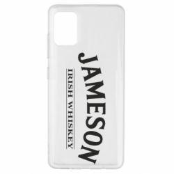 Чехол для Samsung A51 Jameson