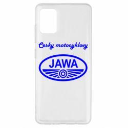 Чохол для Samsung A51 Java Cesky Motocyclovy