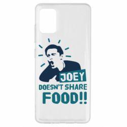 Чехол для Samsung A51 Joey doesn't share food!