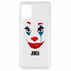 Чехол для Samsung A51 Joker face