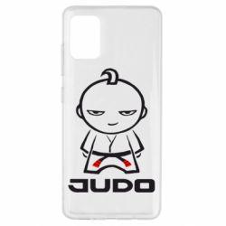 Чохол для Samsung A51 Judo Fighter