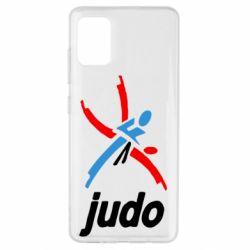 Чохол для Samsung A51 Judo Logo