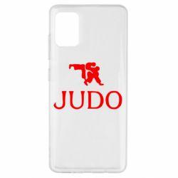 Чехол для Samsung A51 Judo