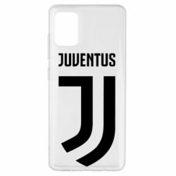 Чехол для Samsung A51 Juventus Logo