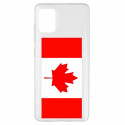 Чохол для Samsung A51 Канада