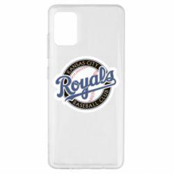 Чохол для Samsung A51 Kansas City Royals