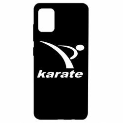 Чехол для Samsung A51 Karate