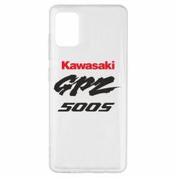 Чохол для Samsung A51 Kawasaki GPZ500S