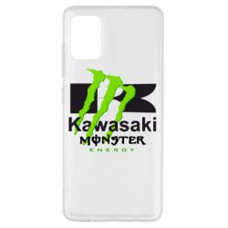 Чохол для Samsung A51 Kawasaki Monster Energy