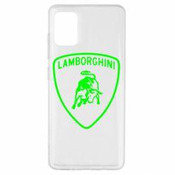 Чохол для Samsung A51 Lamborghini Auto