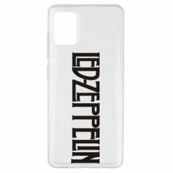 Чохол для Samsung A51 Led Zeppelin