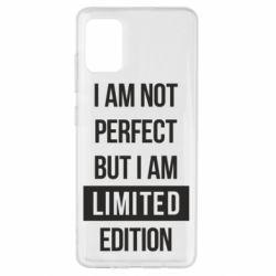 Чохол для Samsung A51 Limited edition