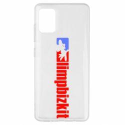 Чохол для Samsung A51 Limp Bizkit