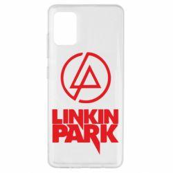 Чохол для Samsung A51 Linkin Park