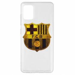 Чохол для Samsung A51 Логотип Барселони