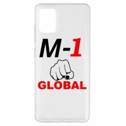 Чехол для Samsung A51 M-1 Global