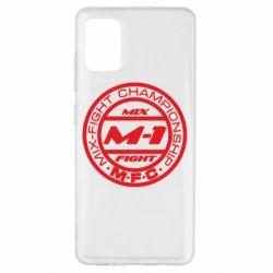 Чехол для Samsung A51 M-1 Logo
