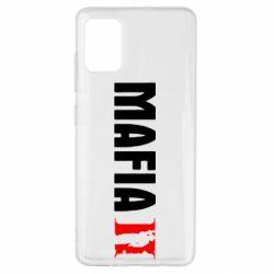 Чехол для Samsung A51 Mafia 2