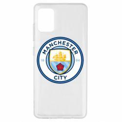 Чохол для Samsung A51 Manchester City
