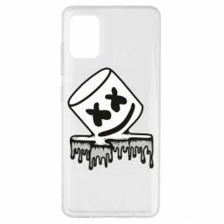Чохол для Samsung A51 Marshmallow melts