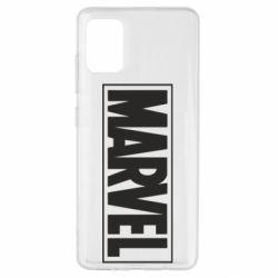 Чохол для Samsung A51 Marvel Minimal