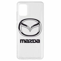 Чохол для Samsung A51 Mazda Logo