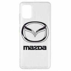 Чехол для Samsung A51 Mazda Small