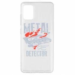 Чохол для Samsung A51 Metal detector