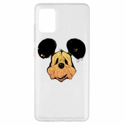 Чехол для Samsung A51 Mickey mouse is old