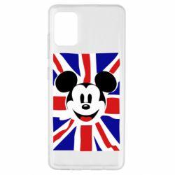 Чохол для Samsung A51 Mickey Swag