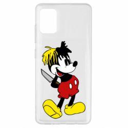 Чохол для Samsung A51 Mickey XXXTENTACION
