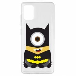 Чохол для Samsung A51 Minion Batman