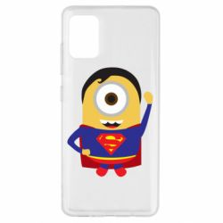 Чохол для Samsung A51 Minion Superman