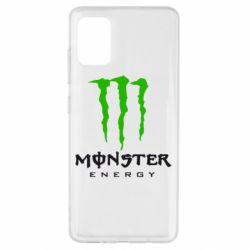 Чехол для Samsung A51 Monster Energy Classic