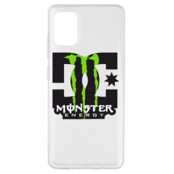 Чохол для Samsung A51 Monster Energy DC
