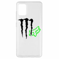 Чохол для Samsung A51 Monster Energy FoX