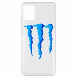 Чохол для Samsung A51 Monster Stripes