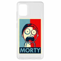 Чохол для Samsung A51 Morti