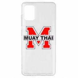 Чохол для Samsung A51 Muay Thai Big M