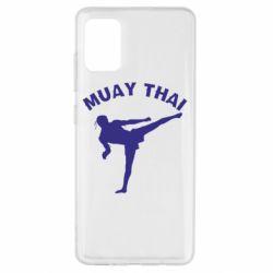 Чохол для Samsung A51 Muay Thai