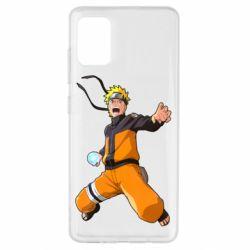Чохол для Samsung A51 Naruto rasengan