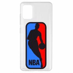 Чохол для Samsung A51 NBA
