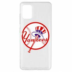 Чохол для Samsung A51 New York Yankees