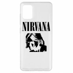 Чохол для Samsung A51 Nirvana
