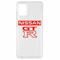 Чохол для Samsung A51 Nissan GT-R