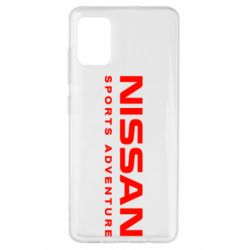 Чохол для Samsung A51 Nissan Sport Adventure