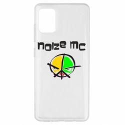 Чохол для Samsung A51 Noize MC Logo